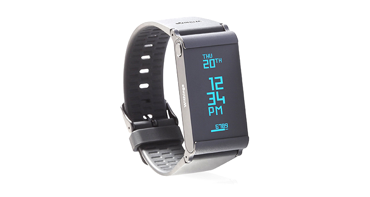 withings pulse ox bracelet connecte