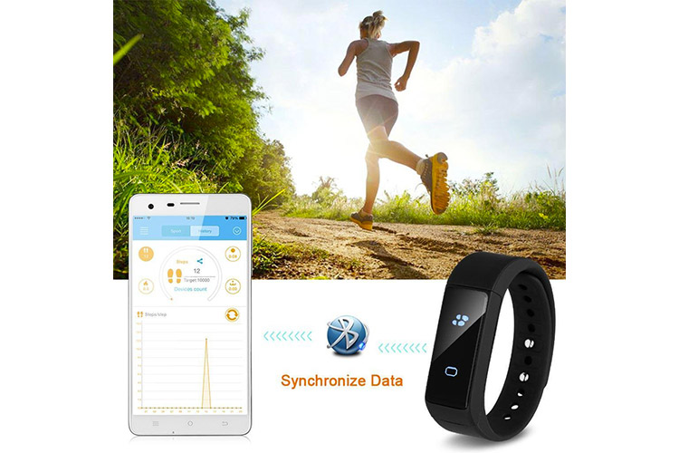 roguci smart watch avis Silicone Montre Sport