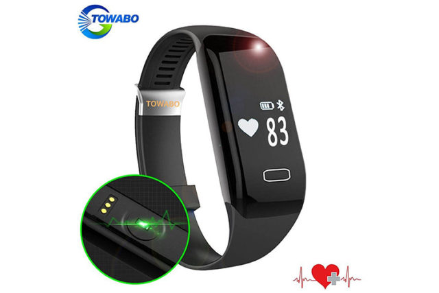 Towabo Fitness Tracker : un bracelet connecté pour rendre vos séances de fitness plus efficientes