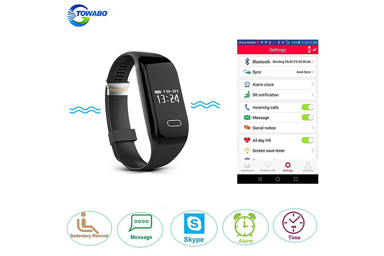 towabo fitness tracker test