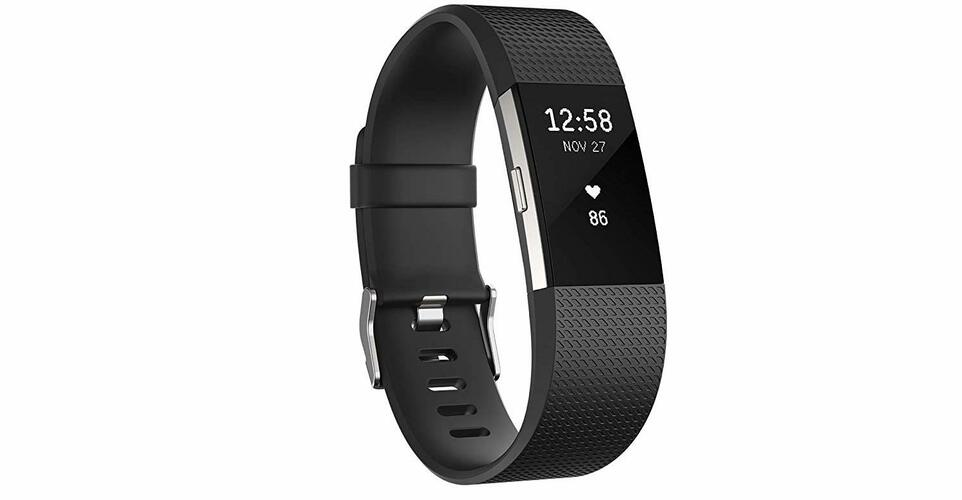 Test Avis Fitbit Charge 2 Accueil